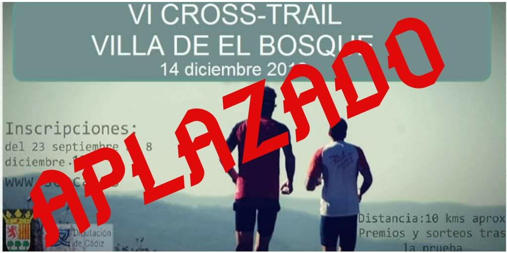 VI Cross-Trail Villa de El Bosque