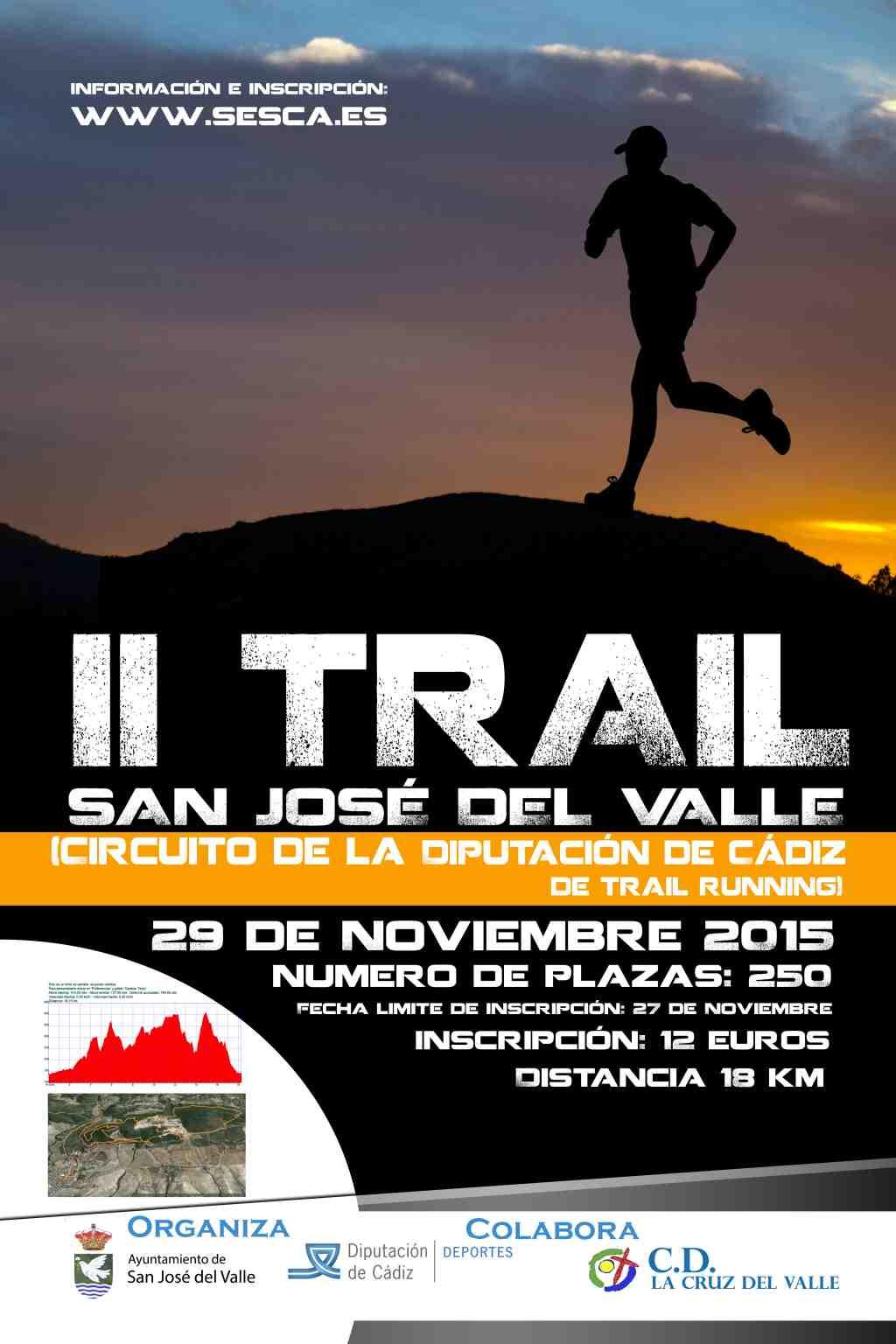 II Trail SAN JOSÉ DEL VALLE