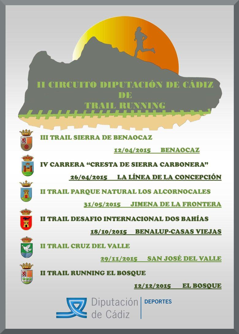 Circuito Provincial Trail Diputacion Cadiz