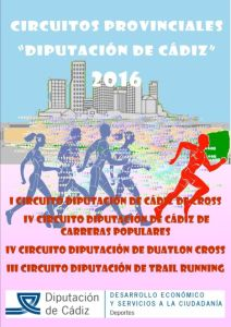 Cartel Diputacion de Cadiz 2016