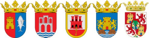 Escudos Cross Diputacion de Cadiz 2016