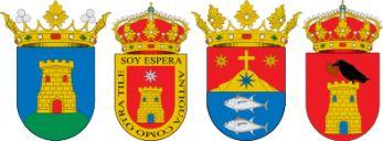 Escudos Trail Diputacion de Cadiz 2016