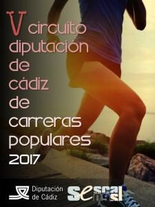 V CIRCUITO DE CARRERAS POPULARES 2017