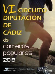 VI CIRCUITO DE CARRERAS POPULARES DIPUTACION CADIZ