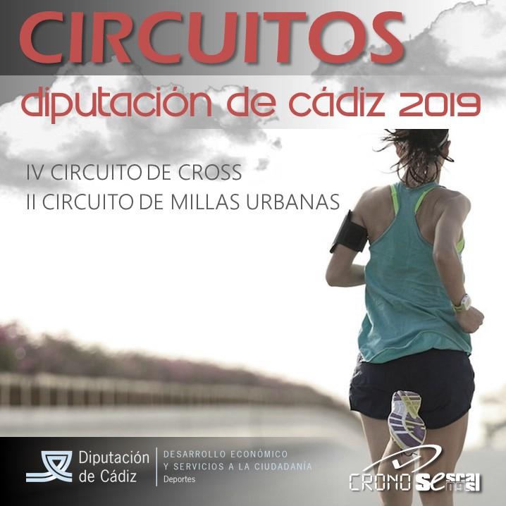 CIRCUITO DIPUTACION DE CADIZ 2019
